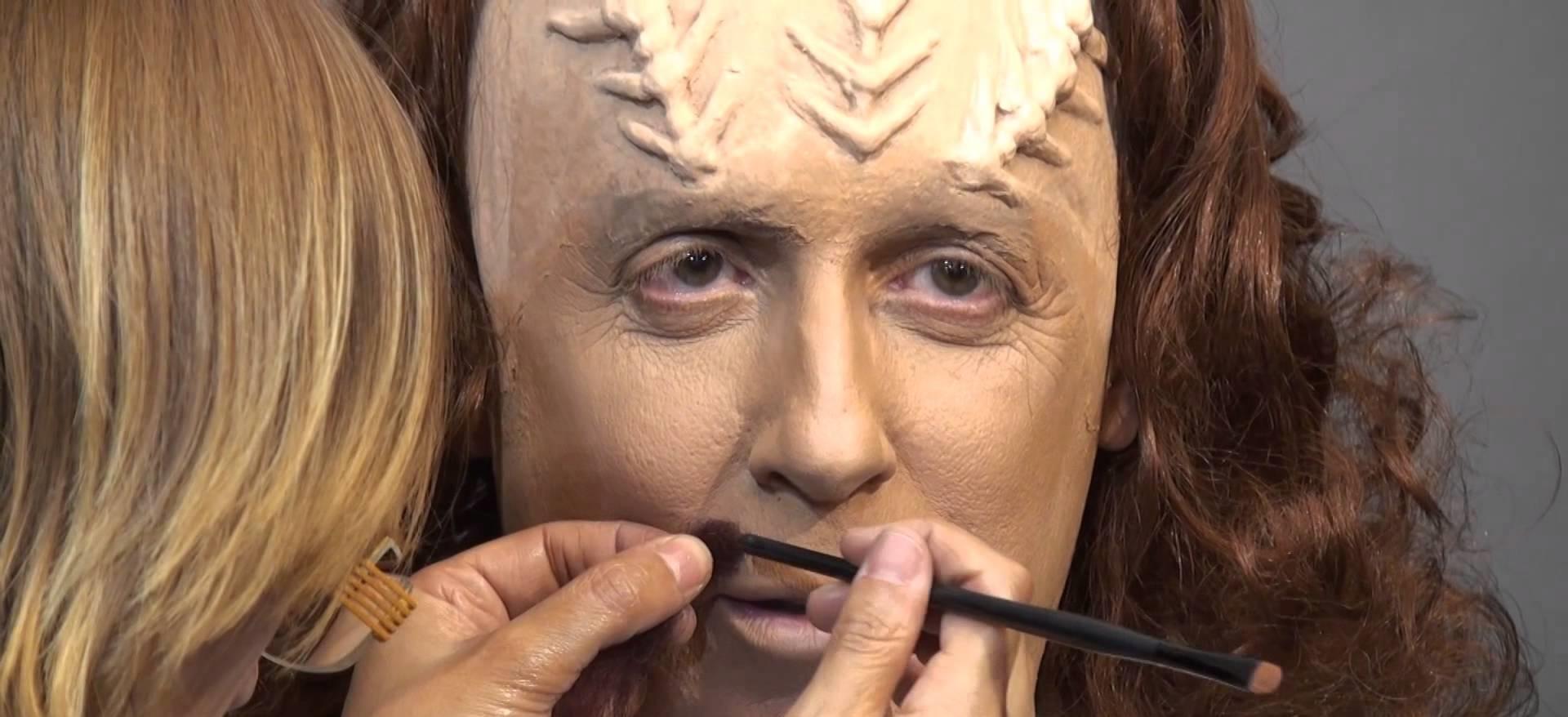 makeup klingon