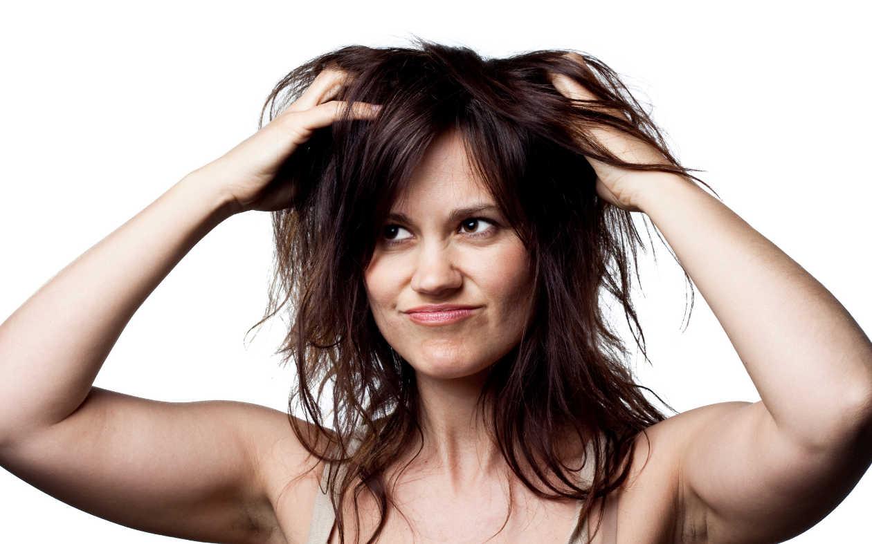 mal corte cabello